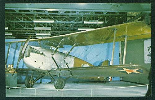 Douglas World Cruiser New Orleans Biplane DWC Aircraft Airplane Postcard
