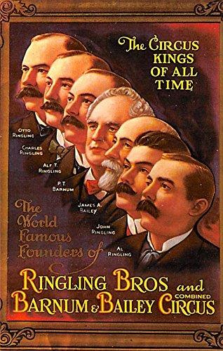 Ringling Brothers & Barnum & Bailey Circus Museum Sarasota Florida USA