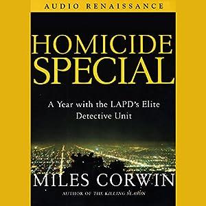 Homicide Special Audiobook