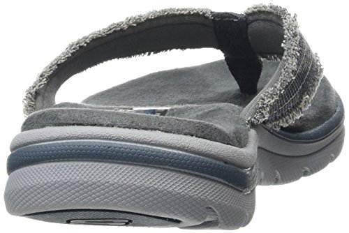 Skechers Usa Mens Bosnia Flip-flop Navy