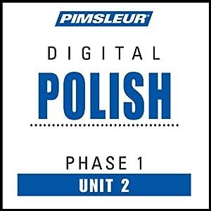 Polish Phase 1, Unit 02 Audiobook