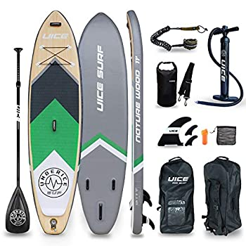 UICE Inflatable Stand Up Paddle Board