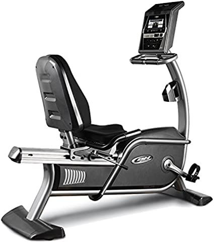 BH Fitness SK8900TV Recumbent H890TV Bicicleta reclinada: Amazon ...