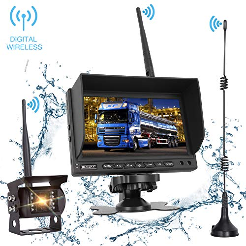 wired backup camera systems - 9