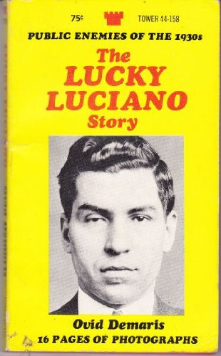 The Lucky Luciano story (Tower 44-158)