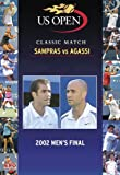 US Open 2002: Sampras vs Agassi, Men's Final