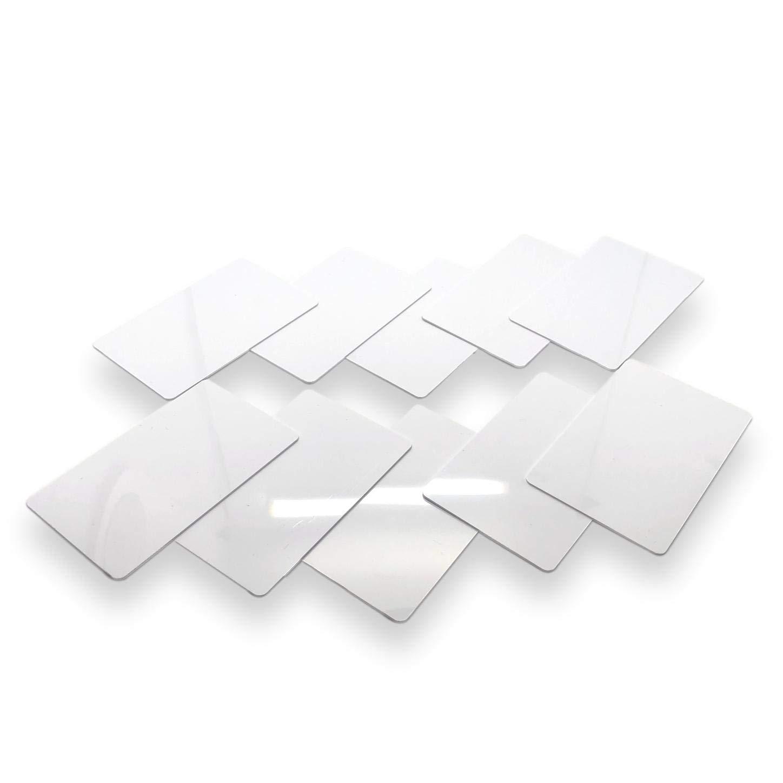 10 X Nfc Visitenkarten Tags Nxp Chip Ntag215 504 Bytes Speicherkapazität Weiße Hartes Pvc Karten Hohe Scankraft Gleich Wie Tagmo Amiibo
