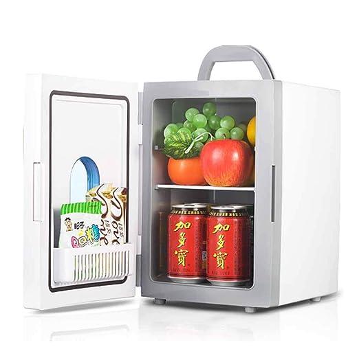 ZHENHUA Mini Nevera - TOYM 10L Mini Refrigerador Compacto, Bote ...