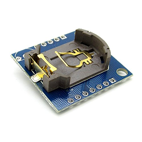 2pcs I2C RTC DS1307 AT24C32 Real Time Clock Module for Arduino AVR PIC 51 ARM (Rtc Module Arduino compare prices)