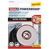 tesa 55791-00000-00 19 mm x 1.5 m Ultra Strong Foam Mounting Tape by tesa UK