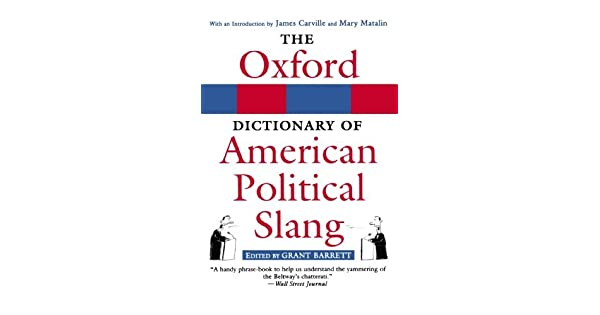 Amazon.com: The Oxford Dictionary of American Political ...