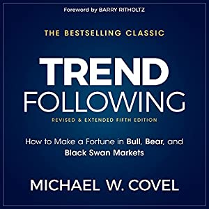 Trend Following, 5th Edition Audiobook