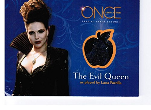 Once Upon a Time Wardrobe / Costume Card M07 - A Piece of The Evil Queen's Wardrdrobe]()