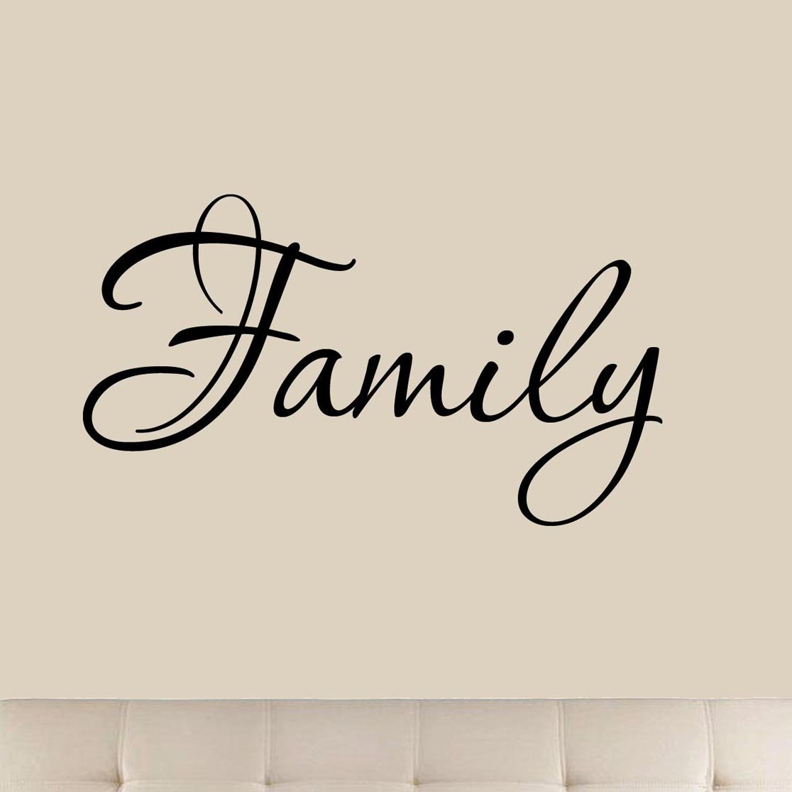 Amazon.com: Family Wall Quotes Decals Stickers Home Decor Hanging Living  Room Sticker Wall Decor: Home U0026 Kitchen Part 65