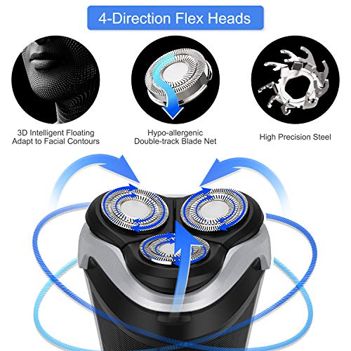 Buy self cleaning electric shaver