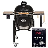 Monolith BBQ Guru Edition Classic with DigiQ Temperature Controller and 1 Food Probe