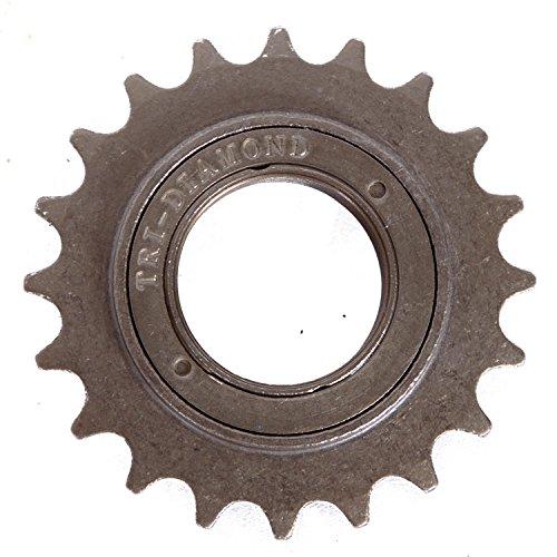 Fixed Gear Tri-diamond Single Speed Bicycle Freewheel 14t/16t/18t/20t, Bicycle Freewheel (20t)