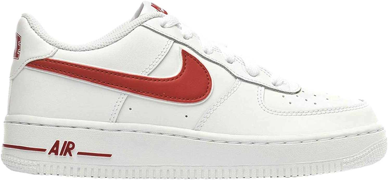 Nike Air Force 1 3 (GS), Scarpe da Basket Uomo