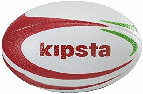 DECATHLON KIPSTRA R300 espuma MINI balón de RUGBY: Amazon.es ...