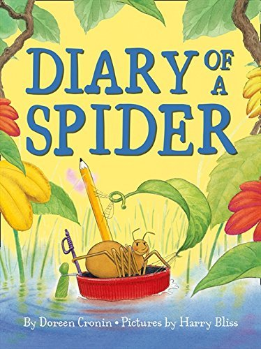 [(Diary of a Spider)] [By (author) Doreen Cronin ] published on (April, 2012)