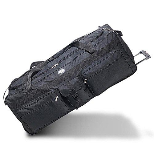OVERSIZED Rolling Soft Trunk Duffel Bag 42