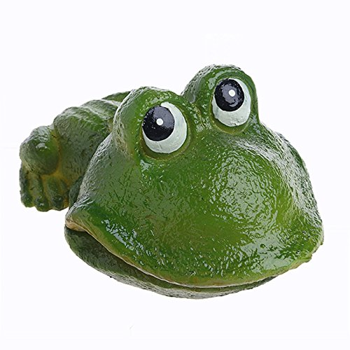 Techinal Aquarium Frog Air Bubble Bubbling Stone Oxygen Pump Fish Tank Ornament Decor New