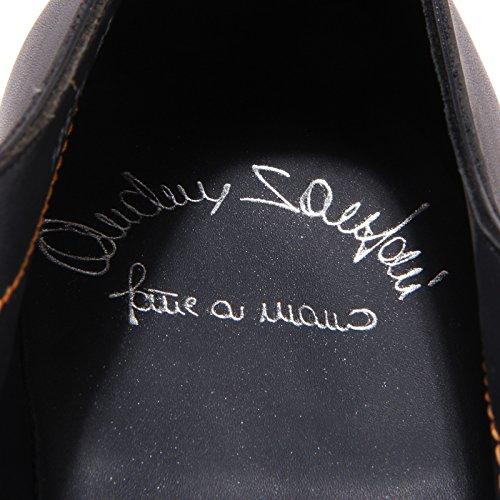 Shoe Men 1091Q Santoni blu Scarpa Blu Uomo gnBIgqxwAT