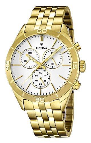 FESTINA watch men's chronograph breath F16764 / 1 Men's [regular imported goods]