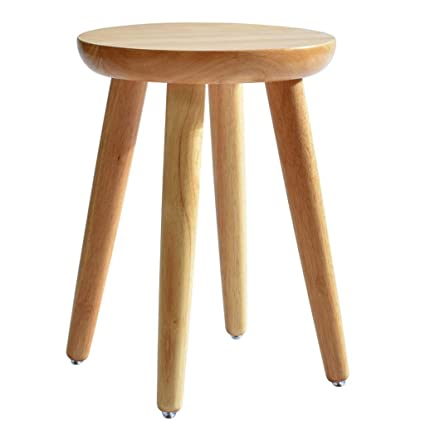 Surprising Amazon Com Yanyubin Solid Wood Stool Low Stool Table And Gmtry Best Dining Table And Chair Ideas Images Gmtryco
