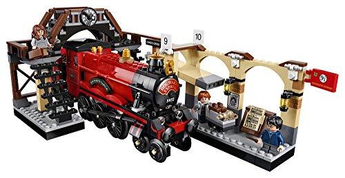 516rjvzdkDL - LEGO Harry Potter Hogwarts Express 75955 Building Kit (801 Pieces)