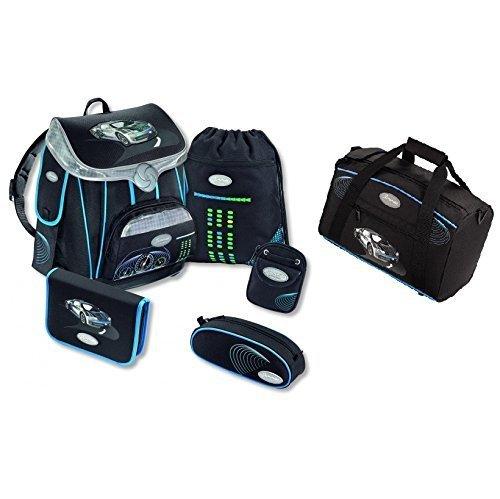 Sammies Premium - Schulranzen Set inkl. Sporttasche - Top Speed