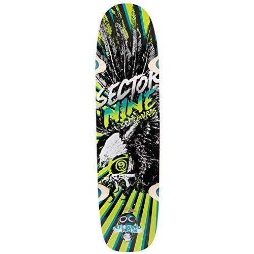 sector-9-budro-pro-deck-skateboard-green