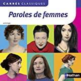 Paroles de femmes (anthologie)
