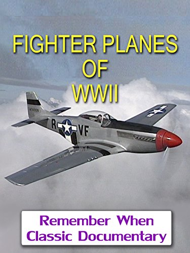 Fighter Planes of WWII