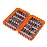 Best Salmon Flies - MonkeyJack 40 Pieces/Box Salmon Trout Fishing Flies Lures Review