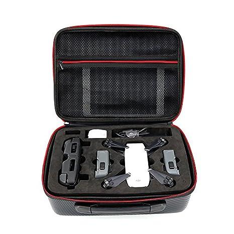 PENIVO Caso que lleva maleta impermeable Bolso de mano Mochilas para for DJI SPARK Drone Caja de almacenaje: Amazon.es: Electrónica