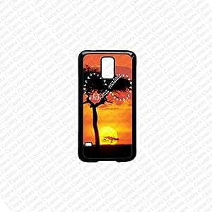 Samsung Galaxy S5 Case, Hakuna Matata lion king, infinity Samsung Samsung Galaxy S5 Case, Galaxy S5 Cases,Cute Samsung Galaxy S5 Case