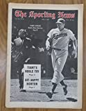 img - for Sporting News June 1, 1968 Frank Howard Cover book / textbook / text book