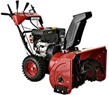 Deluxe 26 in. 212cc Two-Stage Electric Start Gas Snow Blower/Thrower