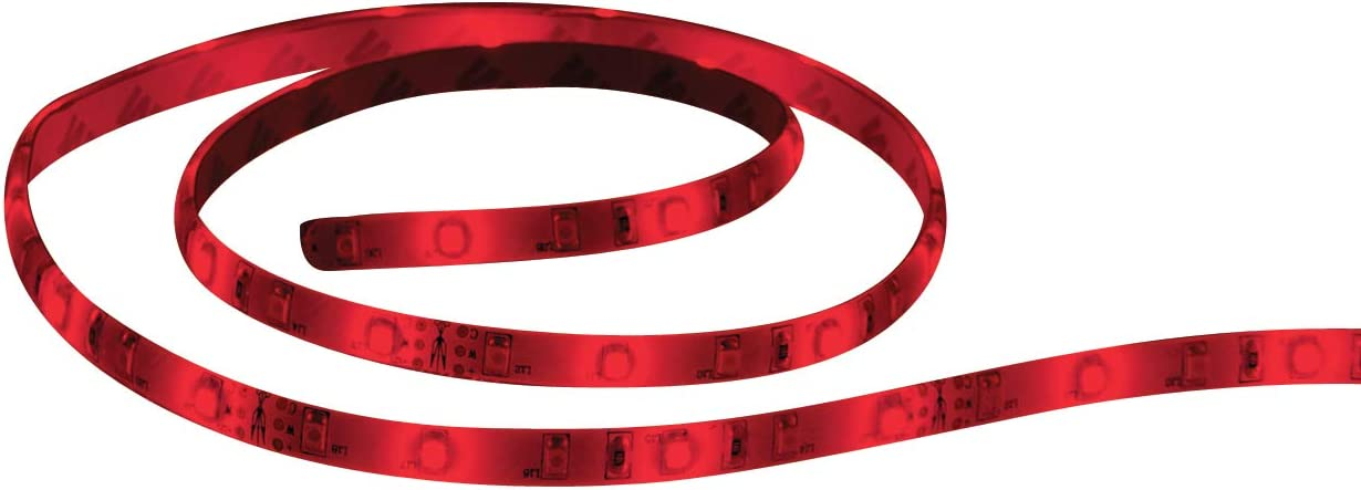 """TH Boat Marine RV LED 48/"""" Flex Strip Light Red LED/'s Can Be Cut To Lengths"""