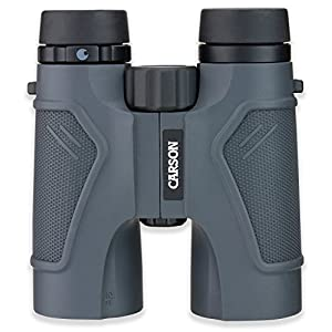Carson 3D Series High Definition Full Sized and Compact Waterproof Binoculars