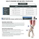 Truform Knee High Cushioned Athletic Support