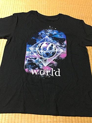 UVERworld Tシャツ Lサイズ 古着 グッズ パーカー TOTALFAT ロットン ONE OK ROCK TYQOON 10FEET 京都大作戦 米津玄師 SUPER BEAVER