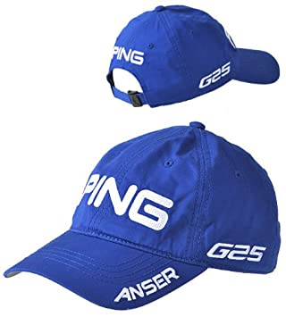 Ping G25 Tour Unstructured Hat (Royal 5742e614551a