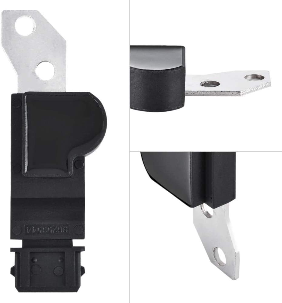 96253544 Aramox Camshaft Position Sensor Black Camshaft Position Sensor for Chevrolet Aveo 04-13