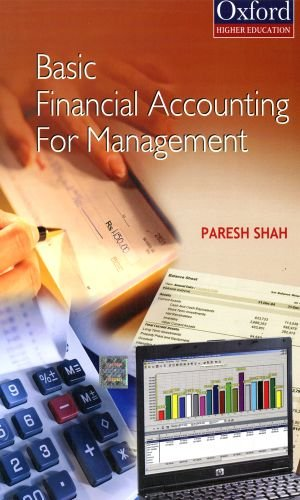 Financial Accounting for Management by Oxford University Press