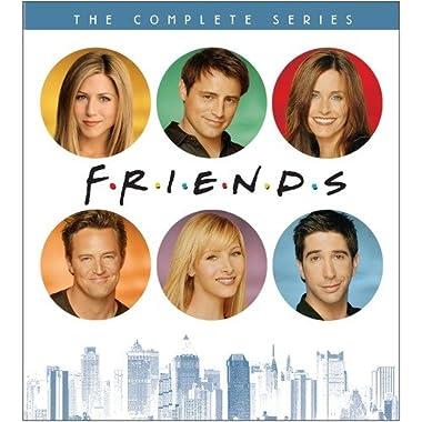 Friends:CSR Col (RPKG/DVD)