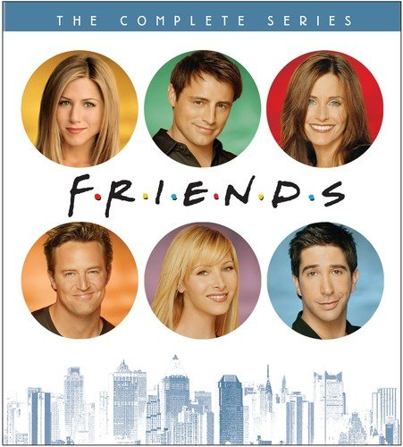 Friends: The Complete Series image