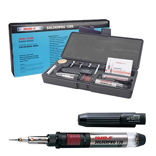 Solder It PRO-120K Complete Kit With Pro-120 Tool product image