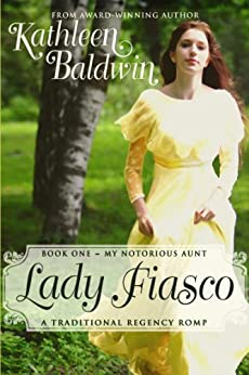 Lady Fiasco Humorous Traditional Notorious ebook product image